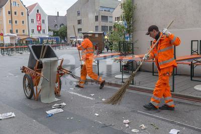 Müllentsorgung Regensburg